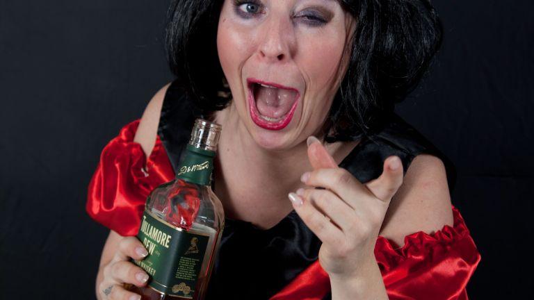 Actor Cuijk  (NL) Character and singer Drunk Beppie