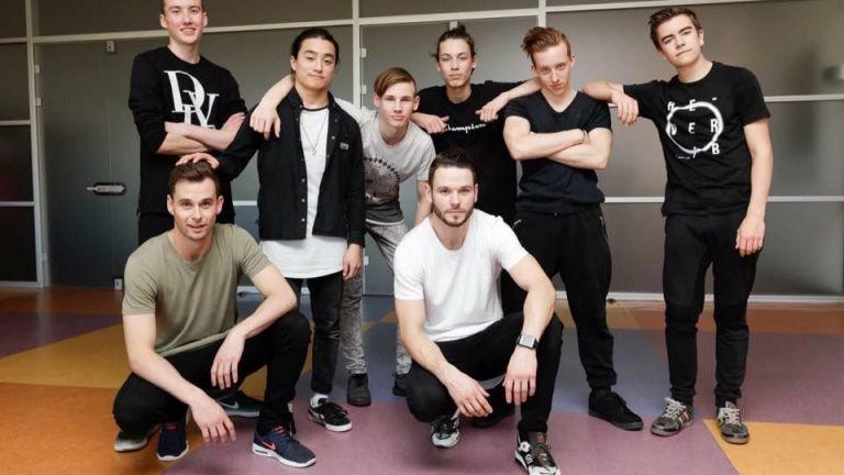 Breakdance crew ILL-Relevant