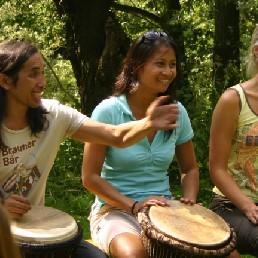 Trainer/Workshop Utrecht  (NL) Workshop Percussie