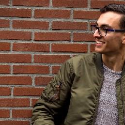 DJ Bloemendaal  (NL) DJ set Luca Mascini