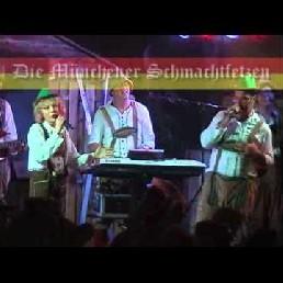 Die Münchener Schmachtfetzen
