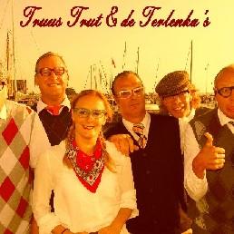 Band Nieuwe Niedorp  (NL) Truus Trut & de Terlenka's