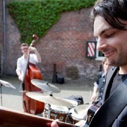 Band Eindhoven  (NL) Fine Jazz Trio Gitaar