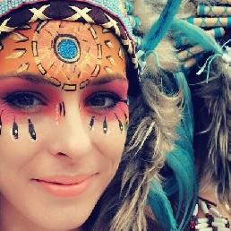 Schminker Honselersdijk  (NL) Martistic Facepaint, Tattoos & Events