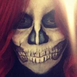 Halloween schmink /special FX