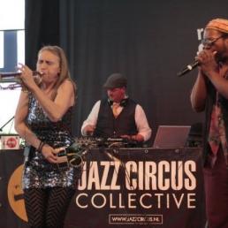 DJ Maassluis  (NL) Jazz Circus Collective DJ's