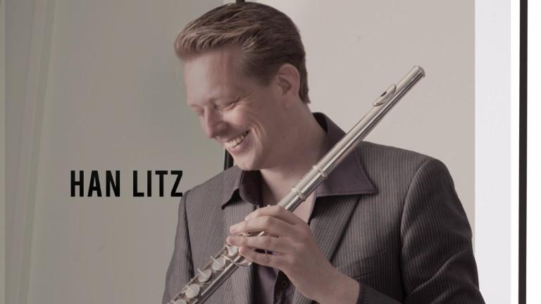Han Litz JCC (fluit + DJ + DJ apparatuu)