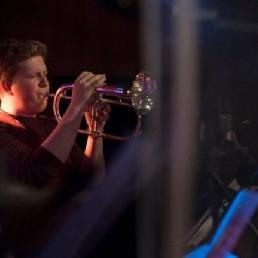 Trompettist Heemstede  (NL) Lourens van der Zwaag (Trompettist)