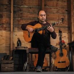 Gitarist Krimpen aan den IJssel  (NL) Flamenco gitarist