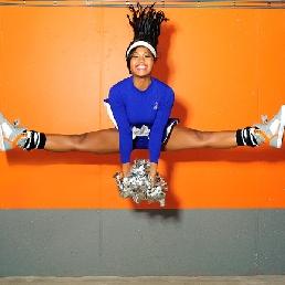 Actor Zaandam  (NL) USA Cheerleader Hostess