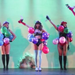 Dance group Zaandam  (NL) Clowns