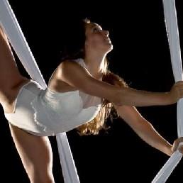 Danser Roermond  (NL) Aerial Silks Solo