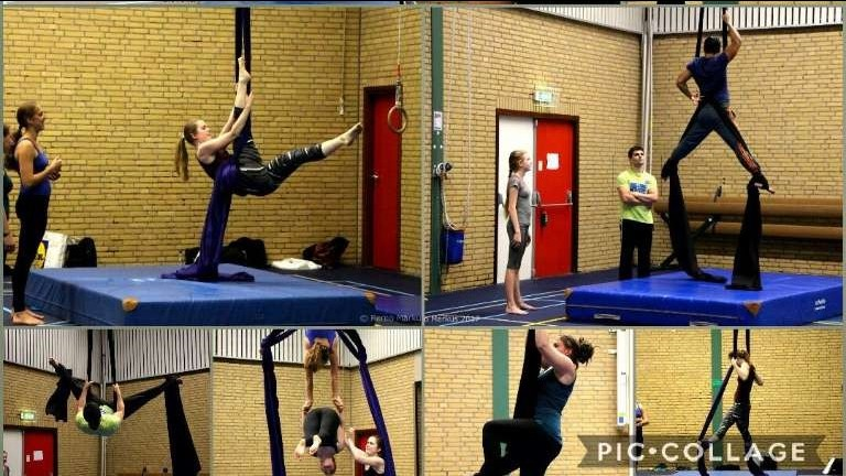 Aerial Silks workshop