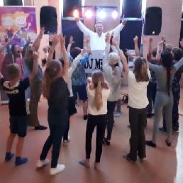 Kindervoorstelling Groesbeek  (NL) Kids DJ Mikey