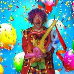 Clown Groesbeek  (NL) Mike De Ballonnenclown