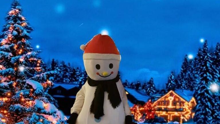 Sneeuwpop Smeltie
