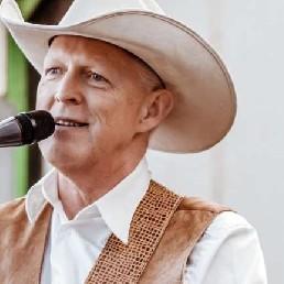 Zanger Culemborg  (NL) Eddy Gee (countryzanger)