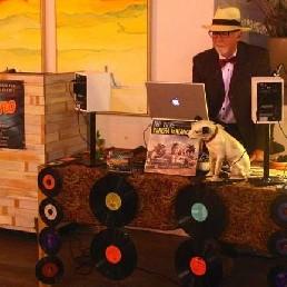 DJ Monnickendam  (NL) Vintage Dance Party (Superphono)
