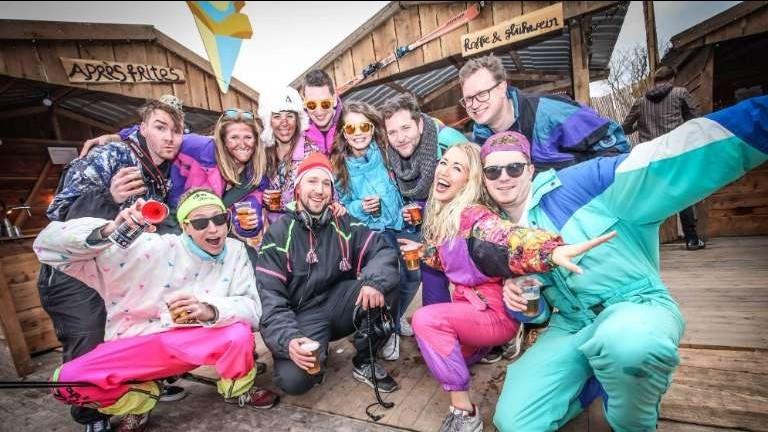 DJ Utrecht  (NL) Foute Skipakken Party Team