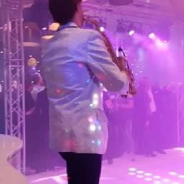 Saxofonist Utrecht  (NL) Shiny Sax