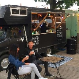 Food truck Venlo  (NL) The Gare Kip Foodtruck