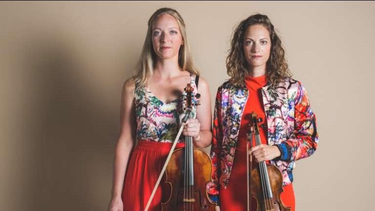Concert Strijkduo Mélange