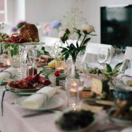 Anne Fleur Sanders 'Creative Chef'
