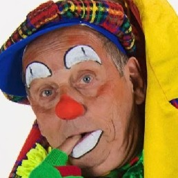 Balloon clown Miko