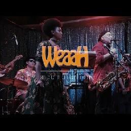 Band Amsterdam  (NL) WeaaH