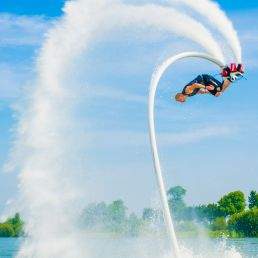 Flyboard Show of Sky Watersports
