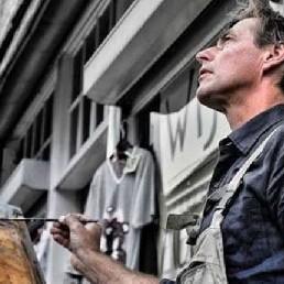 Artist Den Bosch  (NL) Live Event Painting