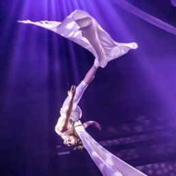 Aerial silk - Tissu - Luchtacrobatiek