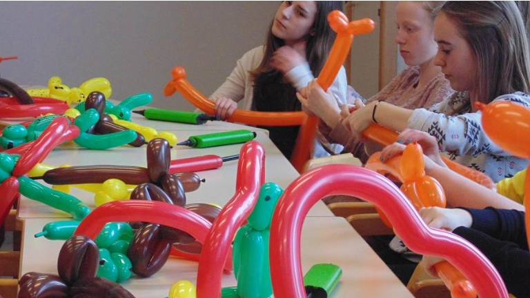 Trainer/Workshop Lille  (BE) Workshop
