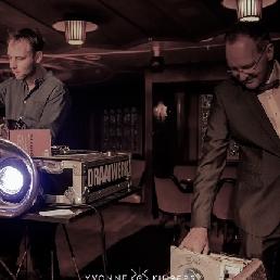 DJ Utrecht  (NL) DRAAIWERK draait dat vinyl