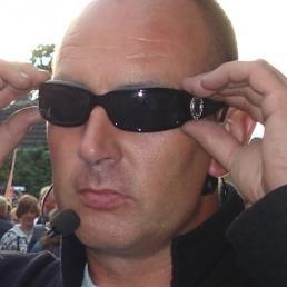 Goochelaar Doetinchem  (NL) Black Jack VI  /  Magisch Straattheater