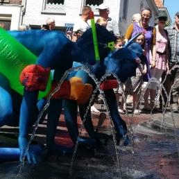 De Watermannetjes / Straattheater