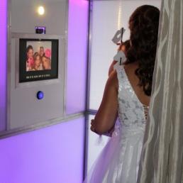 Fotograaf Alkmaar  (NL) Photobooth LED
