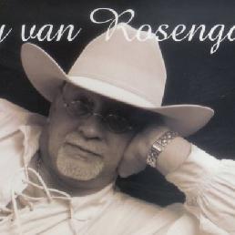 Zanger Hellevoetsluis  (NL) Countryzanger Eddy van Rosengarten