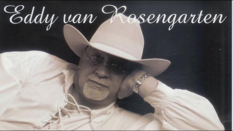 Countryzanger Eddy van Rosengarten