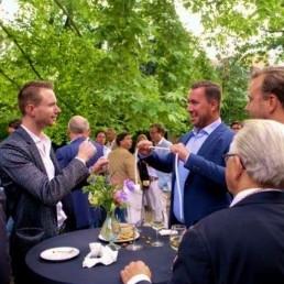 Goochelaar Ittervoort  (NL) Tim Slaats Straatgoochelaar