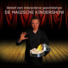 Kids show Ittervoort  (NL) The Magic Children's Show