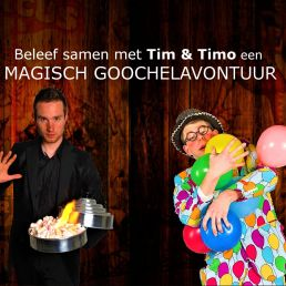 Kids show Ittervoort  (NL) Tim and Timo's Magic Adventure (Children's Show)