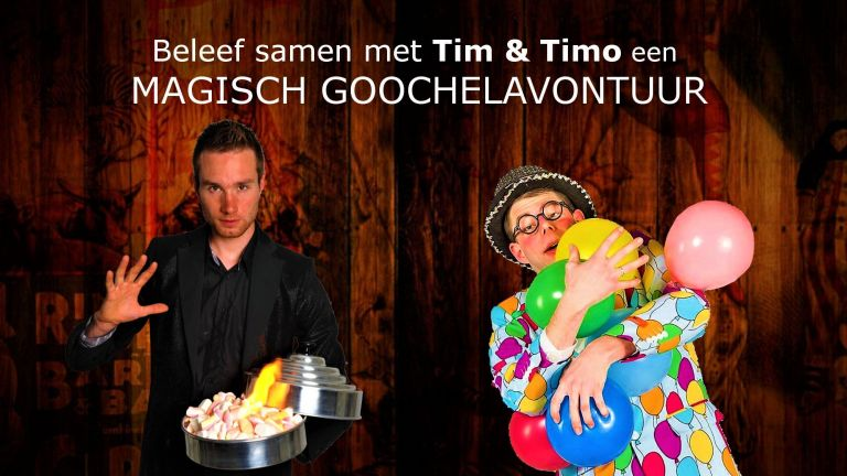 Tim and Timo's Magic Adventure (Children's Show)