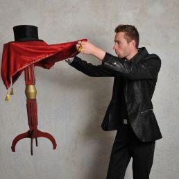 Tafelgoochelaar Tim