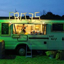 Food truck Rotterdam  (NL) Ray's Car