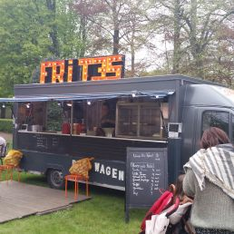 Food truck Rotterdam  (NL) Ray's Wagen