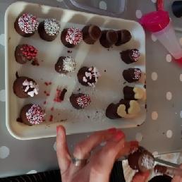 Trainer/Workshop Amersfoort  (NL) Chocolade workshop