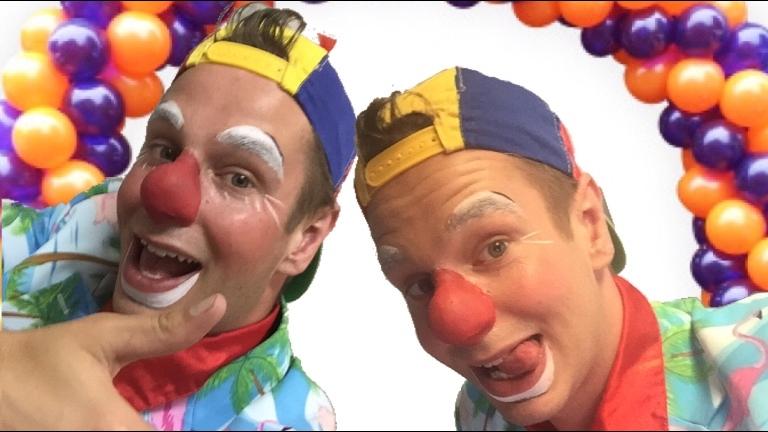 Ballonnen Clown Dito