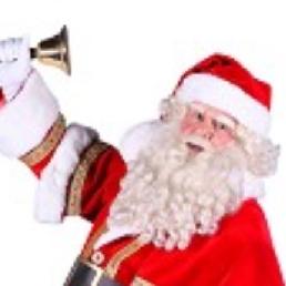 Character/Mascott Hardinxveld Giessendam  (NL) The one and only Santa Claus