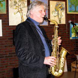 Saxophonist Rotterdam  (NL) SAXACAPELLA